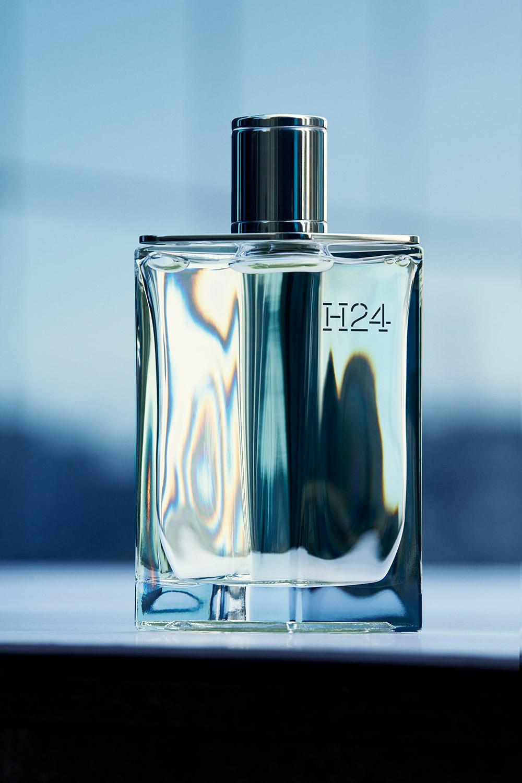 H24 le nouveau parfum homme d'HERMES