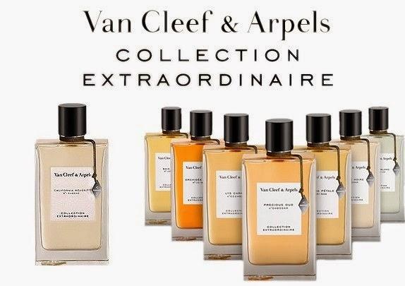 VAN CLEEF & ARPELS, nouvelles fragrances chez Aloha Concept Nature